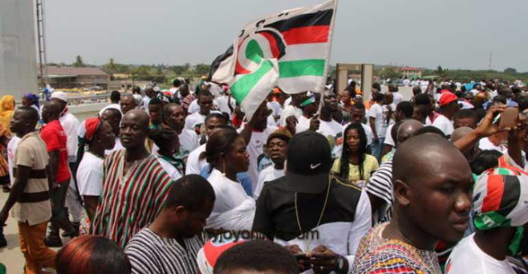 Savannah Region: We'll Resist Attempt To Register Aliens—NDC Warns
