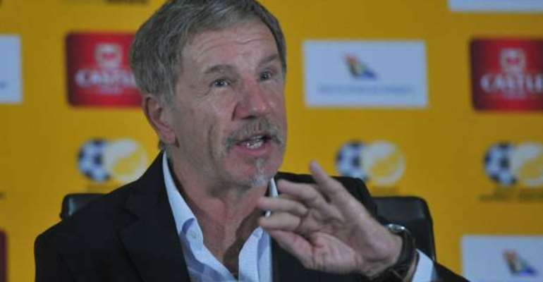 AFCON 2019: Stuart Baxter Insists Bafana Bafana Are Not Favorites To win Title