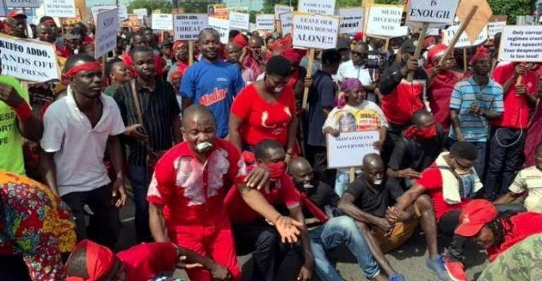 'Kum Yen Preko' Demo To Hit Akufo-Addo