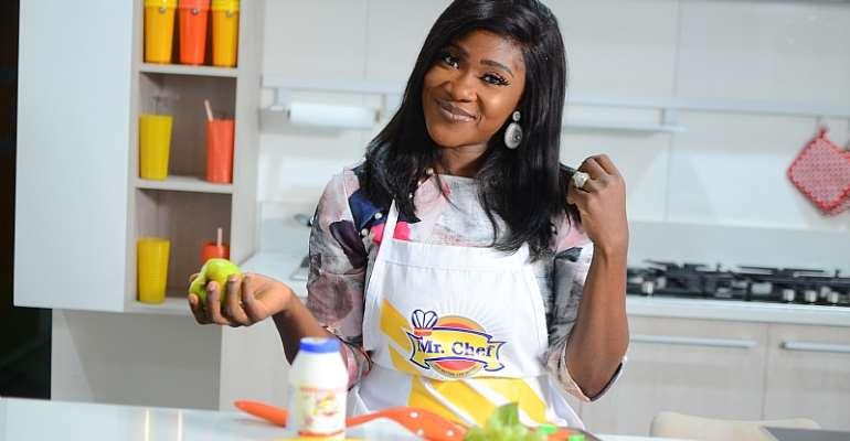 Mercy Johnson to launch new 'Kitchen Talk Show'