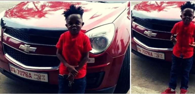 Actor Don Little Gets Brand New Chevrolet Car After New Management Deal