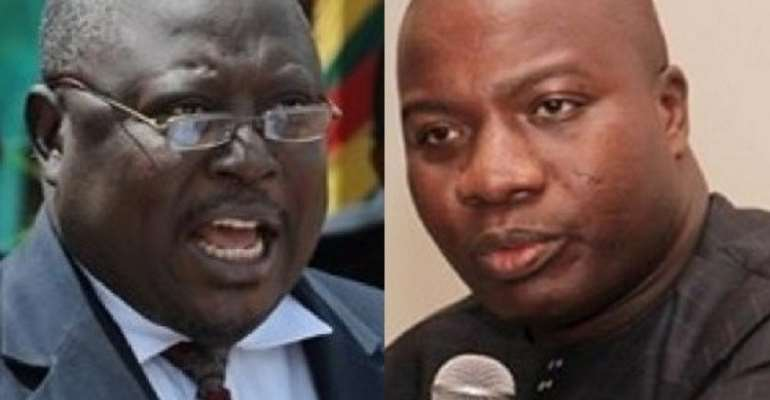 Amidu and Ayariga