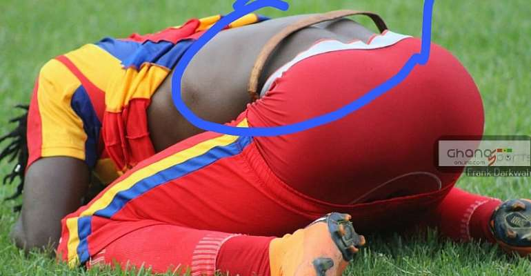 Hearts Striker Aboubacar Traore spotted With 'Juju' Amulet During Tier I Cup Semis Defeat To Kotoko