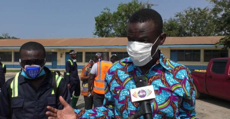 Prevent COVID-19 Infections In Disinfected Schools – W/R Minister Charges GES