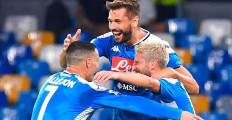 Napoli Win Coppa Italia After Beating Juventus In Penalty Shootout