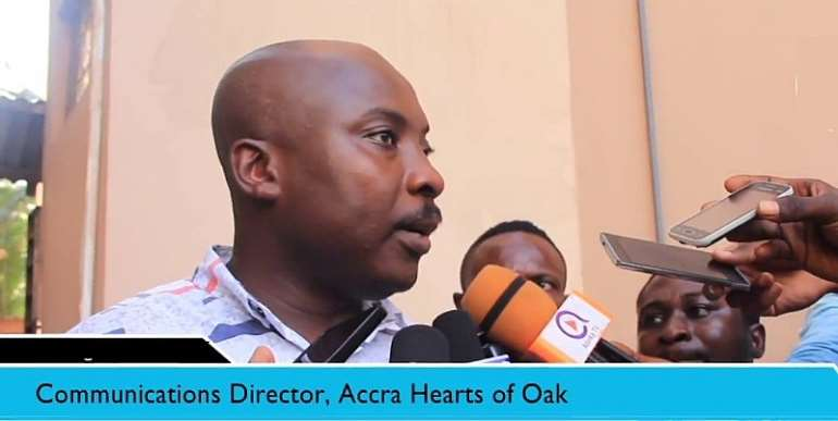 Hearts of Oak Will Be A Trophy Winning Team With New Signings - Opare Addo