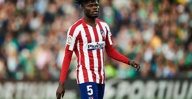 Former Ghana Captain Implores Thomas Partey To Join Arsenal