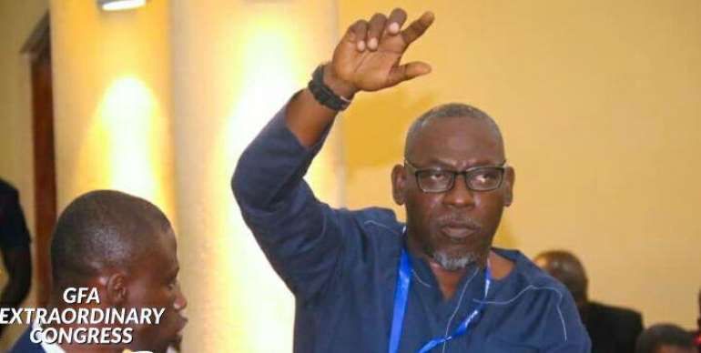 You Cannot Dictate For Football People - Kojo Yankah Tells Kennedy Agyapong