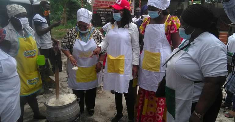Ghana School Feeding Has Created Over 20,000 Direct Jobs—Hon. Cynthia Morrison