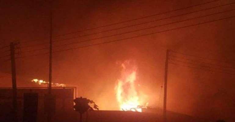 Kumasi: 56-year-old man burnt to death at Asafo Dadiesoba