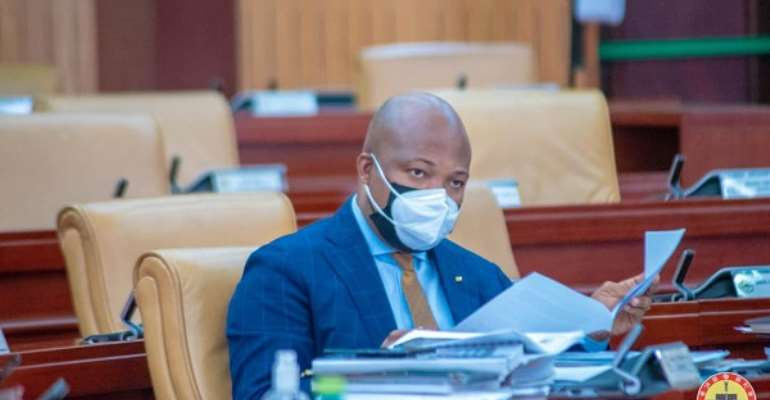 Ablakwa's question on Akufo-Addo's expensive foreign trips 'missing' from Parliament's order paper