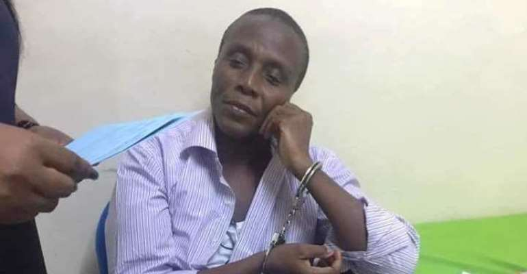 I don't know him – Afoko denies knowledge of prosecution witness