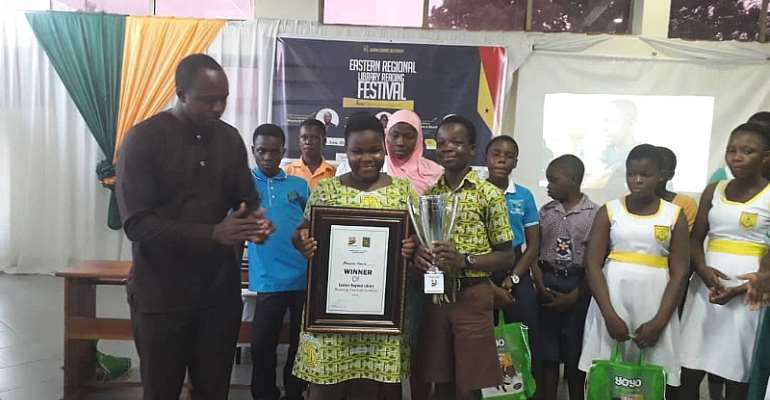 Eastern Regional Library Holds Reading And Spelling Competition For Schools