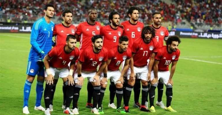 AFCON 2019: Egypt Move Camp To Cairo Ahead Of Tournament Opener With Zimbabwe