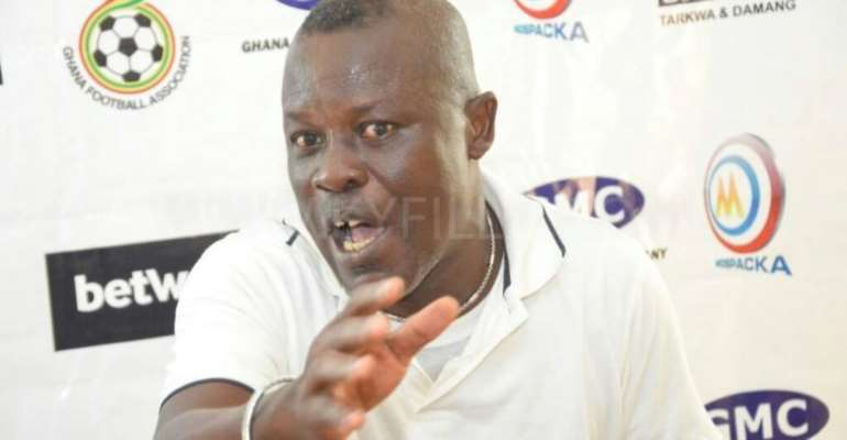 NC Special Cup: We Will Beat Asante Kotoko Even In Heaven, Says Karela United Coach Johnson Smith