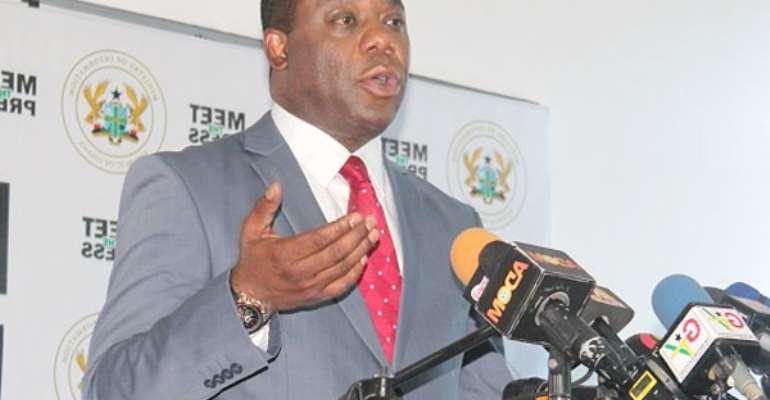 Dr. Matthew Opoku Prempeh–MinisteroifEducation