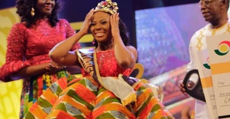 Abena, winner of last year's event
