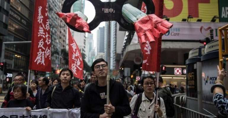 The Fragility of Democracy: Hong Kong, China and the Extradition Bill