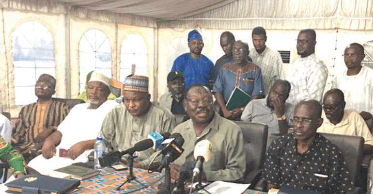 Hajj 2019: Civil Society Wants Hajj Officials To Sign Contractual Agreement With NAHCON
