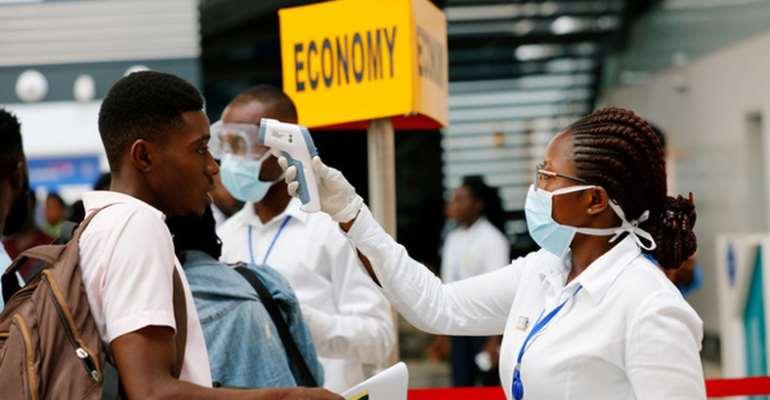 Coronavirus: 224 Stranded Ghanaians Arrive From UK