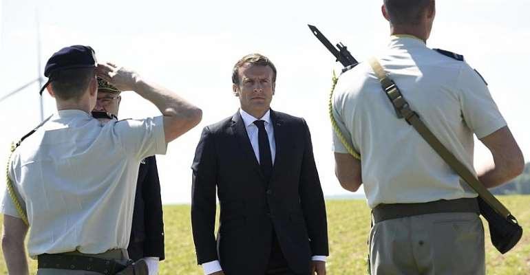 FRANCOIS LO PRESTI / POOL / AFP