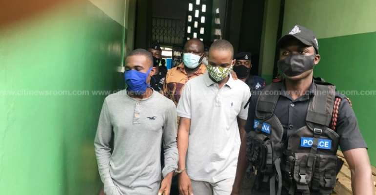 Takoradi Kidnapping: Suspect Alleged Police Torture During Questioning