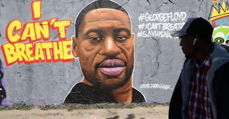 George Floyd's Murder And Global Black Lives Matter (BLM) Demonstrations