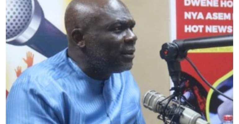 Akufo-Addo Unmatched In NPP---NPP Tema West Aspirant