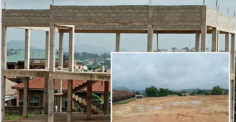 Nsawam Residents Cry For More Development