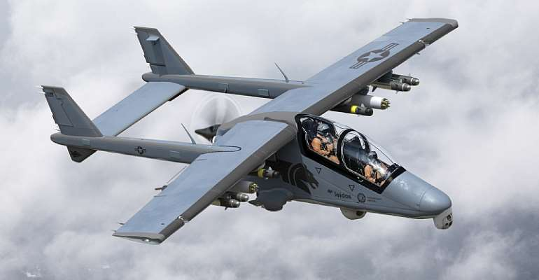 American Version of Paramount's Military Aircraft in Final Push For Major US Special Forces Programme
