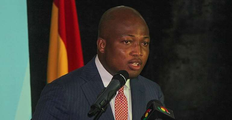'Sad day for accountability' – Ablakwa on Finance Minister's plea for more time to provide cost of Akufo-Addo's luxurious trips