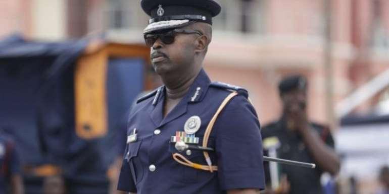 COP Nathan Kofi Boakye