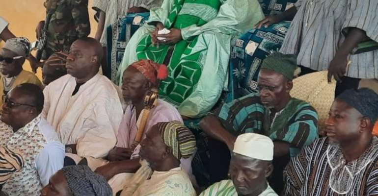 Government will build Dagbon museum at Yendi —Tourism Minister