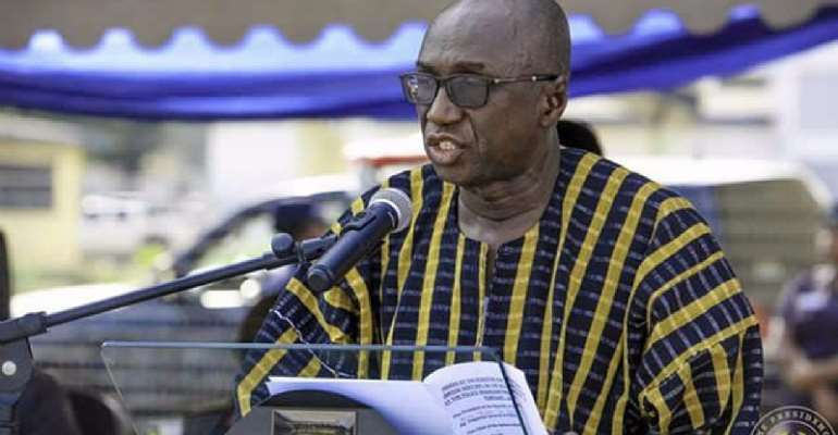 Ghana is safe; go to other countries and see what's happening there – Ambrose Derry
