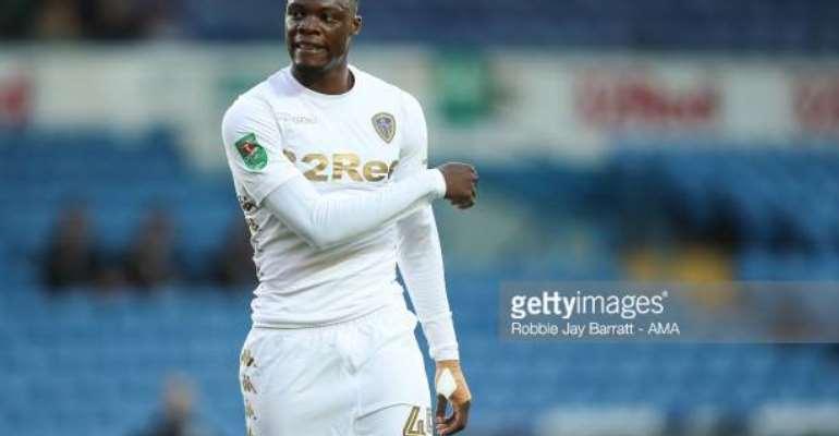 Leeds United Could Sell Ghanaian Striker Caleb Ekuban