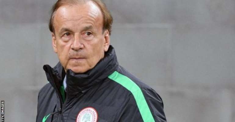 AFCON 2019: Nigeria Coach Gernot Rohr Plays Down His Team's Title Chances