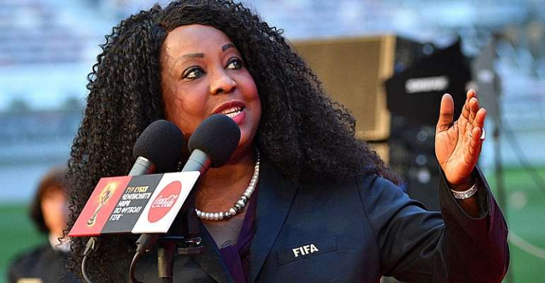 CAF Crisis: Fatma Samoura To Lead Forensic Audit