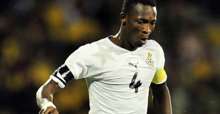 AFCON 2019: Black Stars Players Must Work Hard To Win AFCON - John Paintsil