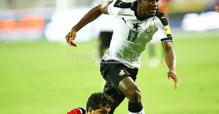 AFCON 2019: Egypt Not Favorite To Win AFCON - Baba Rahman