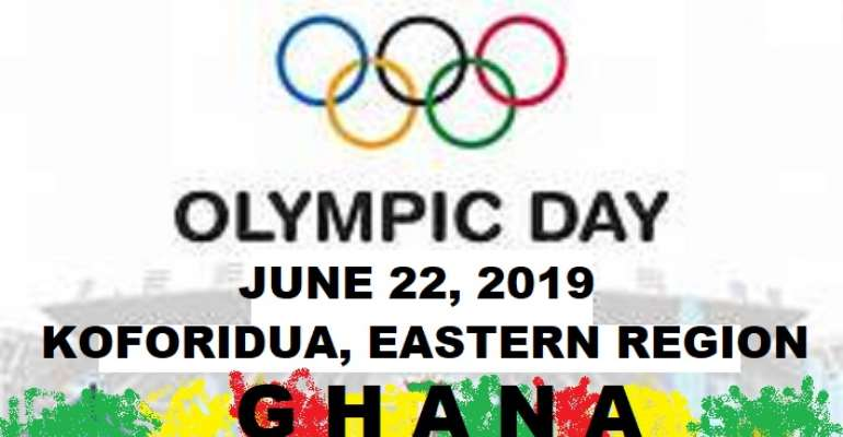 GOC Gets Set For 2019 Olympic Day Run In Koforidua