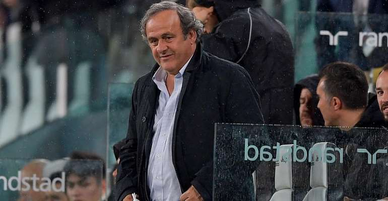 Platini Released In 2022 World Cup Probe