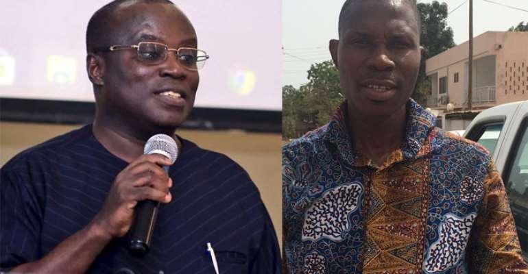Kingsley Aboagye Gyedu Alex D. Tetteh