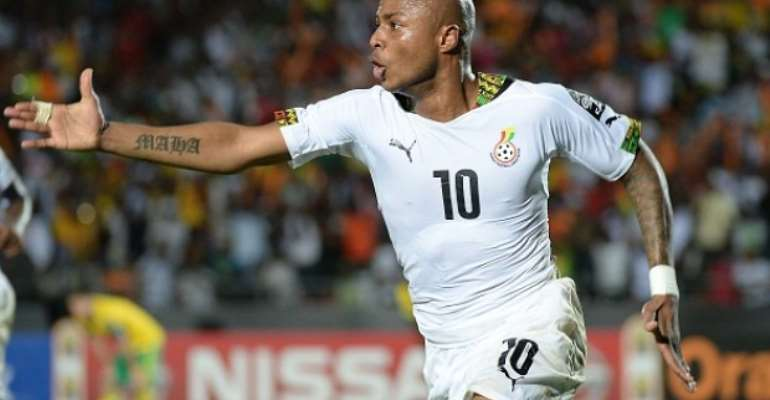 AFCON 2019: We Are Determined To Make Ghanaisn Happy - Andre Ayew [VIDEO]