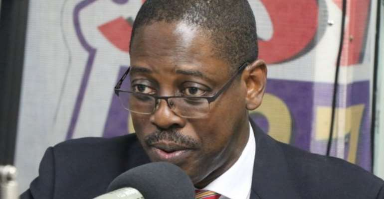 Daniel Ogbarmey Tetteh is the Director General of the Securities and Exchange Commission (SEC)