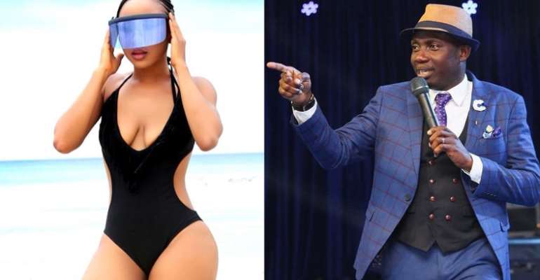 Being Sales Girl Better Than Prostitution — Akuapem Poloo Jabs Counsellor Lutterodt