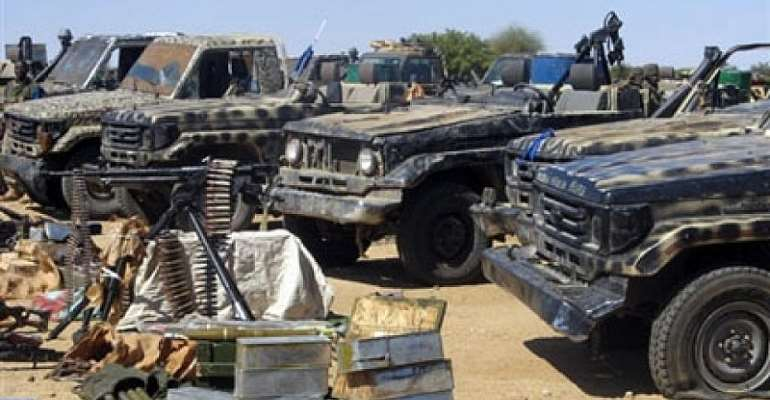 Mixed response to Chadian rebel leader's arrest in France
