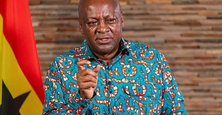 Covid-19 Deaths Will Expose Praise-Singing Akufo-Addo Who Won't Let COVID-19 Go Away – Mahama