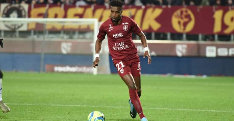 OFFICIAL: John Boye Extends FC Metz Contract To 2021