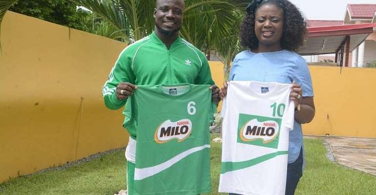 Nestlé Ghana Launches Jerseys For 2018 Milo Under 13 Champions League Finals