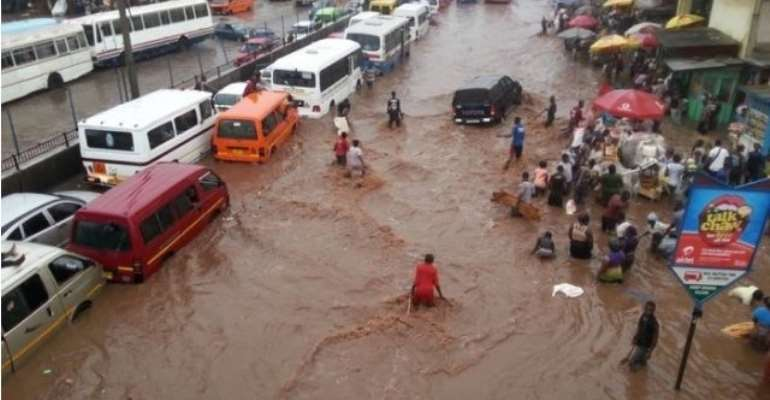 2 Dead Bodies  Retrieved After Tuesday's Floods; 4 Persons Missing
